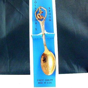 Montana Souvenir Spoon