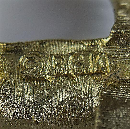 BSK Brooch Vintage Jewelry Research