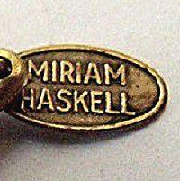 Haskell Vintage Jewelry Research