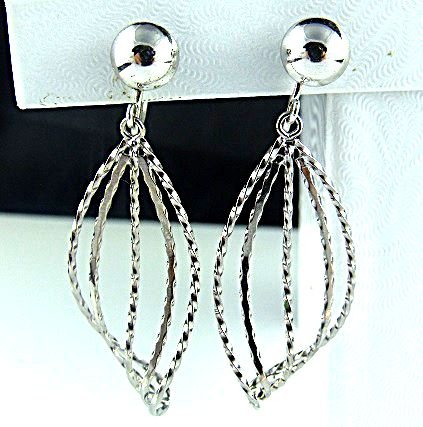 Amco Sterling Earrings