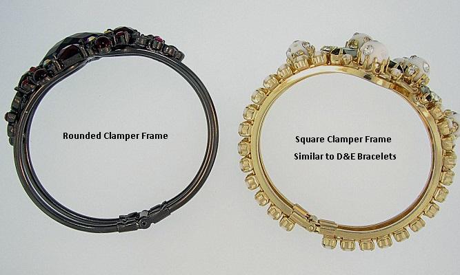 Clamper Frame Costume Jewelry Repair