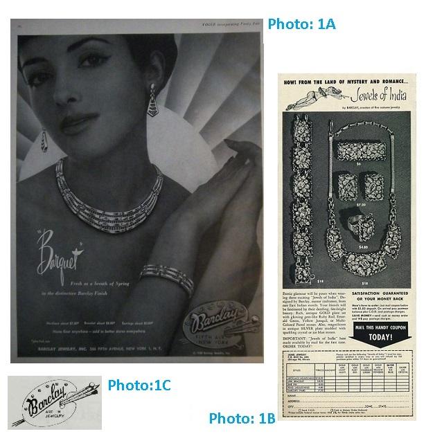Barclay Jewelry