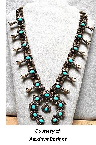 Navajo Vintage Southwestern Jewelry