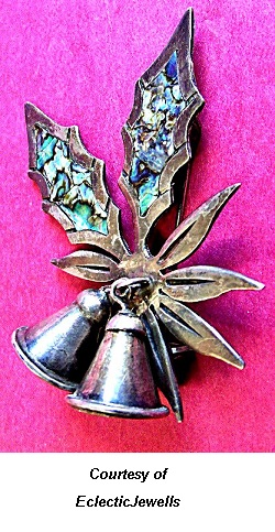 Christmas Jewelry Collection Taxco