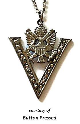 Patriotic Costume Jewelry
