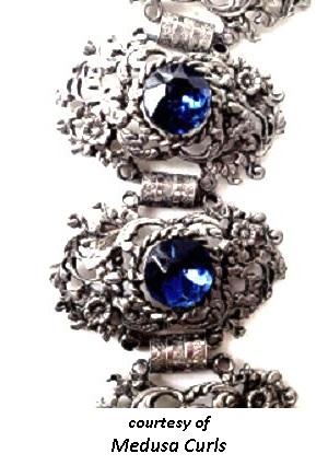 1940s costume jewelry