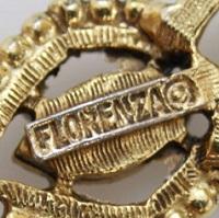 Florenza Jewelry Mark