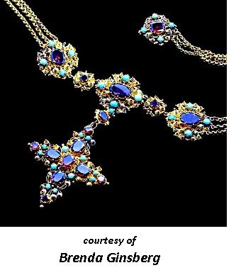 Georgian Era Jewelry Necklace