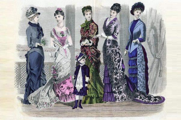 Visctoian Jewelry Fashions