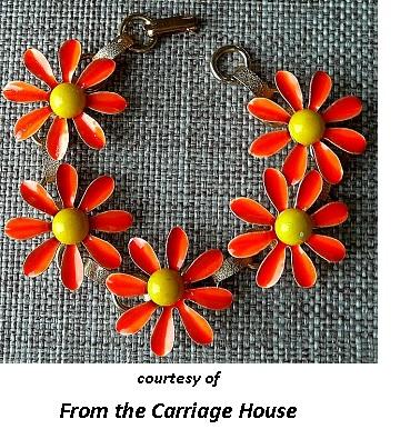 Flower power Cool Sixties Jewelry