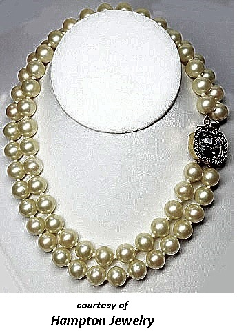 kennth Lane Pearls Cool Sixties Jewelry